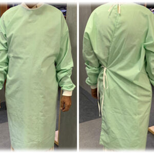 Reusable OT Gown