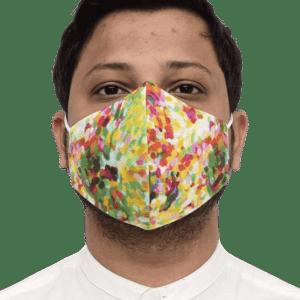 Digital Print Nanofiber Face Mask