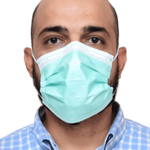 3 Ply Disposable Face Mask - Type IIR