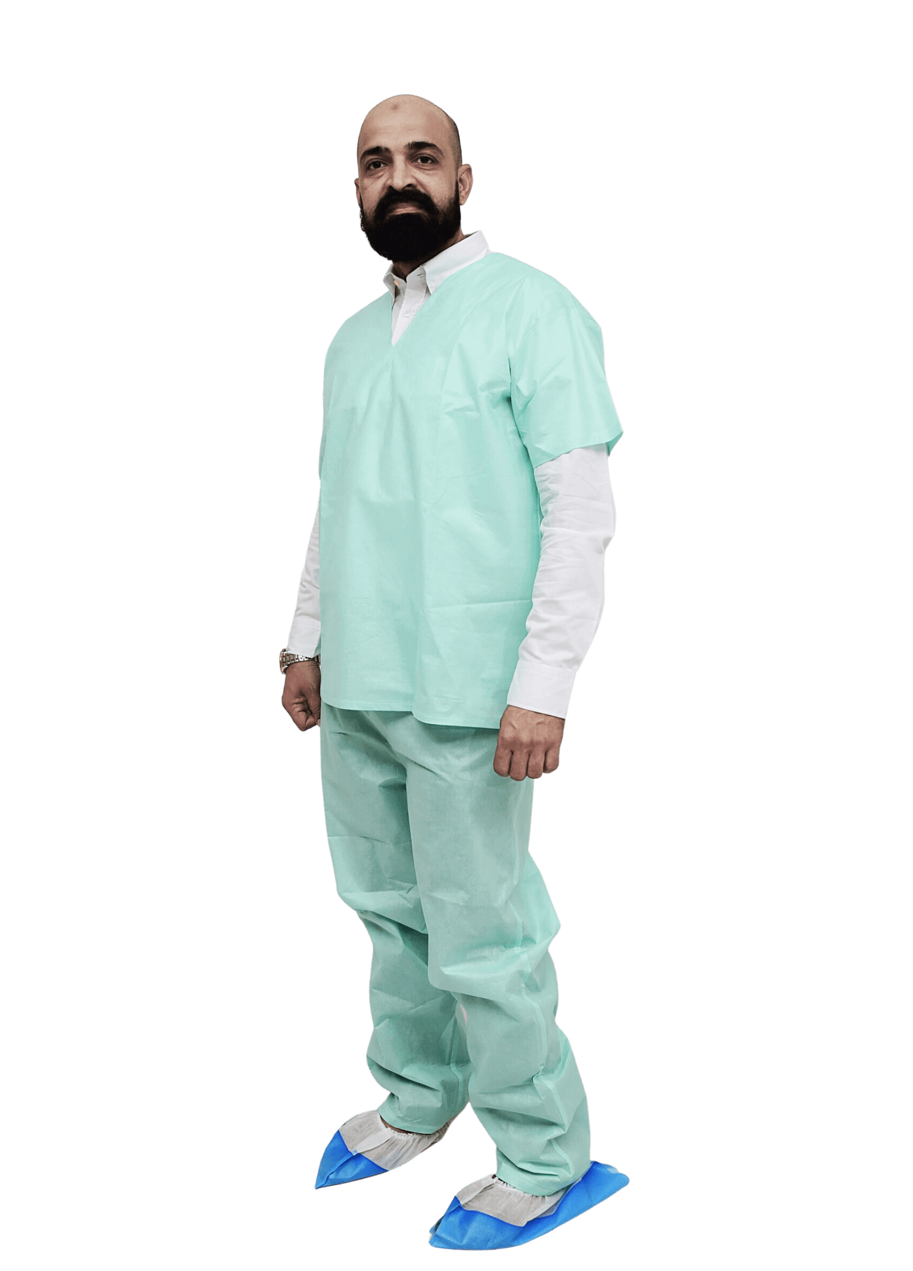 Disposable Scrubs Suits