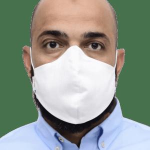 Woven Nanofiber Mask